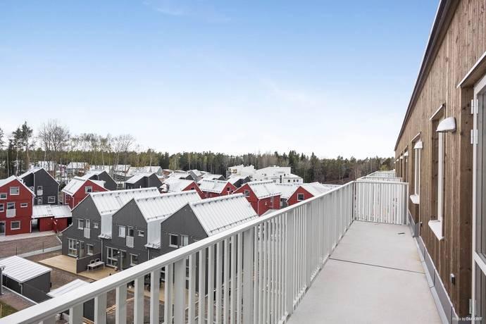 Bild: 3 rum bostadsrätt på Lobeliavägen 3, 3 tr, Nacka kommun Älta