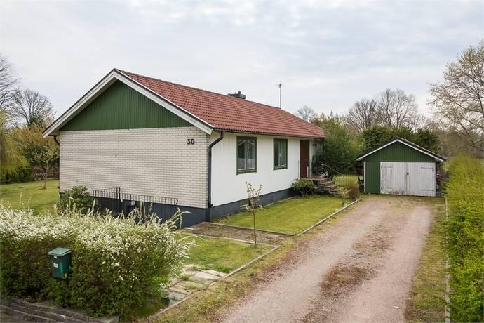Bild: 3 rum villa på Sandgatan 30, Östra Göinge kommun