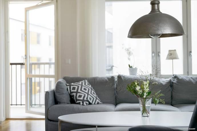 Bild: 4,5 rum bostadsrätt på Gröna Annas gata 9, Göteborgs kommun Hisingen