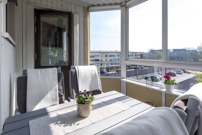Bild: 4 rum bostadsrätt på Trestegsgatan 83, Norrköpings kommun Ektorp