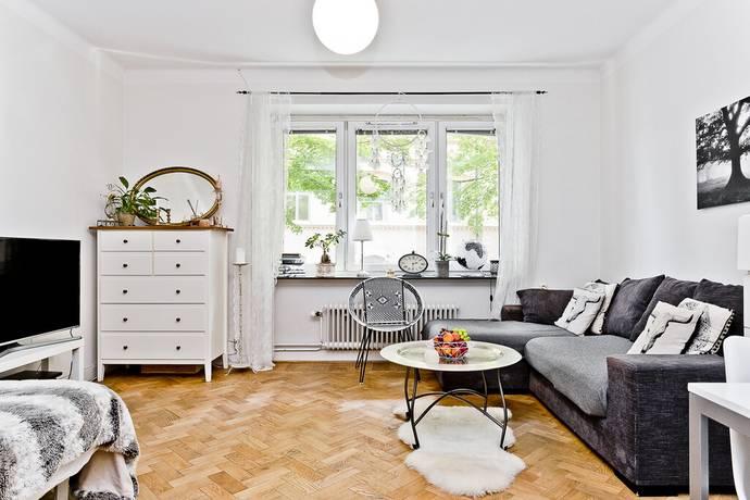 Bild: 1 rum bostadsrätt på Skolgatan 12B, Uppsala kommun Främre Luthagen