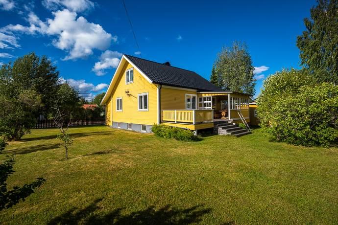 Bild: 4 rum villa på Gränsgatan 32, Härjedalens kommun Sveg