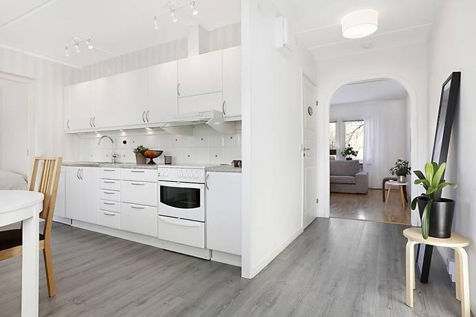 Bild: 3 rum bostadsrätt på Snövägen 50B, Luleå kommun