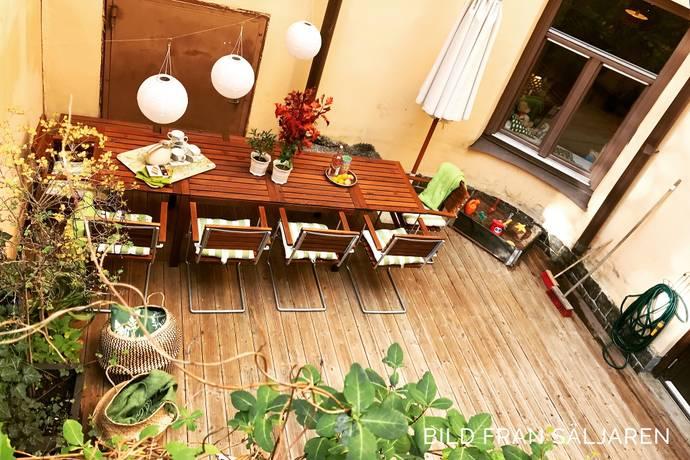 Bild: 3,5 rum bostadsrätt på Fleminggatan 21, Stockholms kommun Kungsholmen