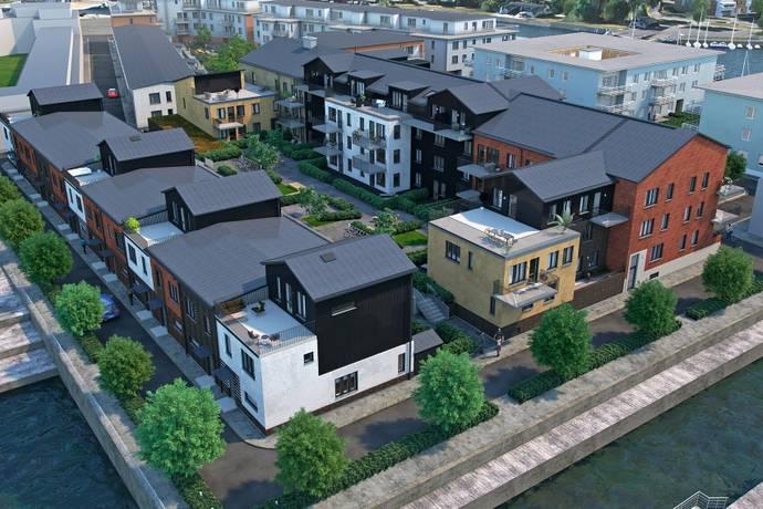 Bild: 2 rum bostadsrätt på Fyrgränd 2, Lomma kommun Lomma strandstad