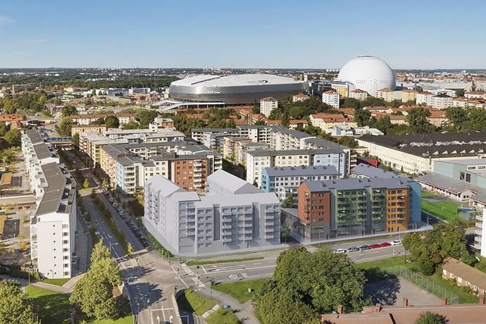 Bild: 5 rum bostadsrätt på Fyrvaktarkroken, Stockholms kommun Blåsut