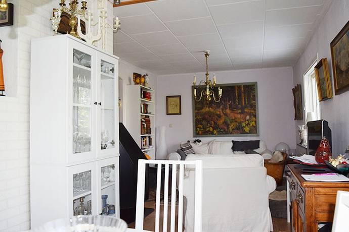 Bild: 5 rum villa på Jakobsgatan 3, Hultsfreds kommun Virserum Hultsfred Småland