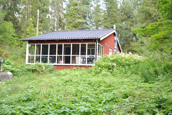 Bild: 74 m² villa på Flatenvägen 26, Gävle kommun Finnböle