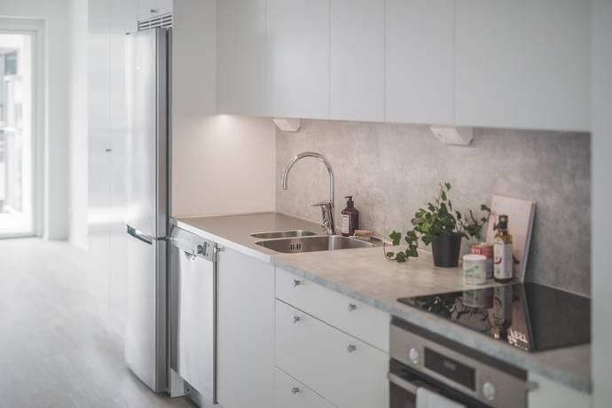 Bild: 1 rum bostadsrätt på Korsgatan 6, Jönköpings kommun Munksjöstaden