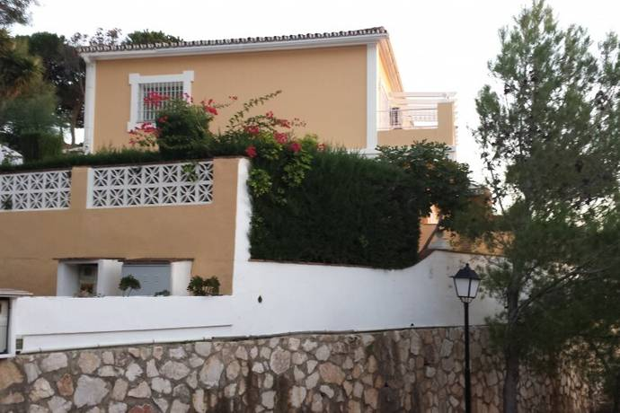 Bild: 3 rum villa på Villa i Benalmádena, Costa del Sol, Spanien Benalmádena