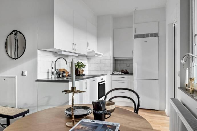 Bild: 1 rum bostadsrätt på Eriksgatan 19 A, Enköpings kommun