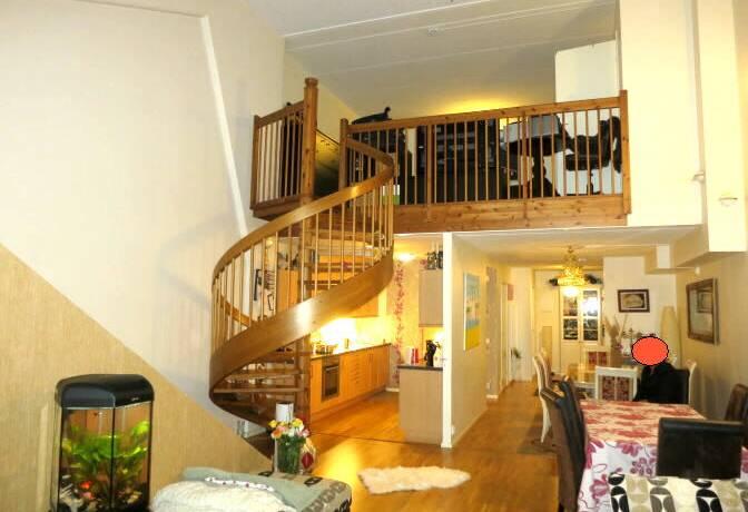 Bild: 4 rum bostadsrätt på Thomsonsväg 52, Malmö kommun Rosengård