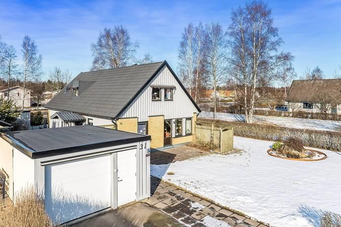 Bild: 6 rum villa på Nylundsgatan 31, Värnamo kommun Nylund