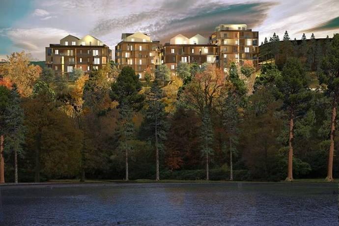 Bild: 1 rum bostadsrätt på Skogsbovägen (Preliminär adress) lgh 233, Värmdö kommun Gustavsberg - Ösby Sjöpark