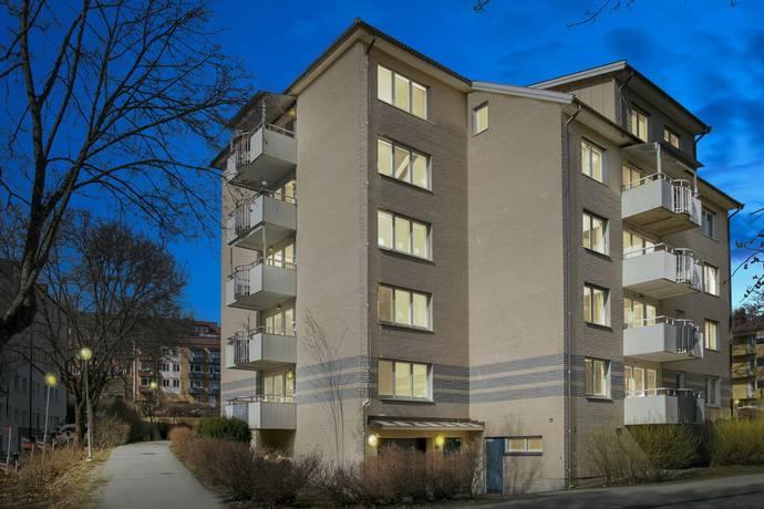 Bild: 2 rum bostadsrätt på Tranvägen 11, Nacka kommun