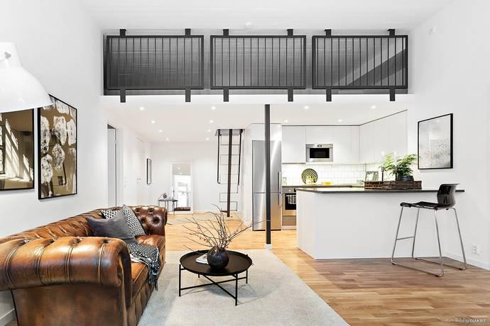 Bild: 3 rum bostadsrätt på Stig Lindbergs gata 17b, Värmdö kommun Gustavsberg-Porslinskvarteren