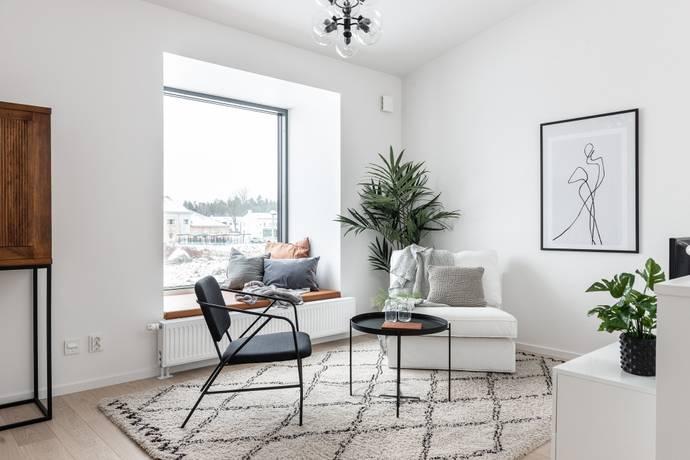 Bild: 5 rum bostadsrätt på Skogstorpsvägen 18, Uppsala kommun