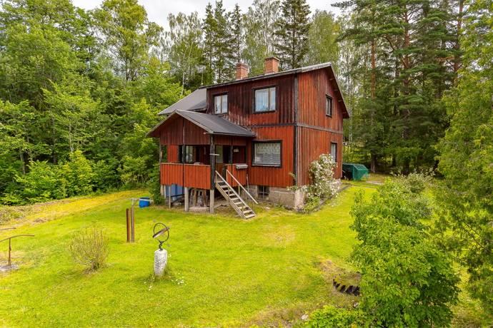 Bild: 6 rum villa på Lilla Mossen 401, Åmåls kommun