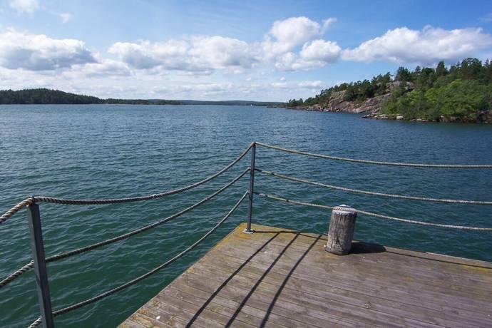 Bild: fritidshus på Bastedalen, Askersunds kommun