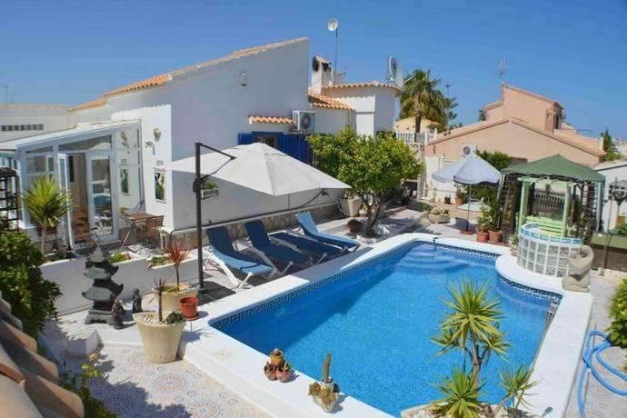 Bild: 4 rum villa på Villa i La Florida, Alicante, Spanien La Florida
