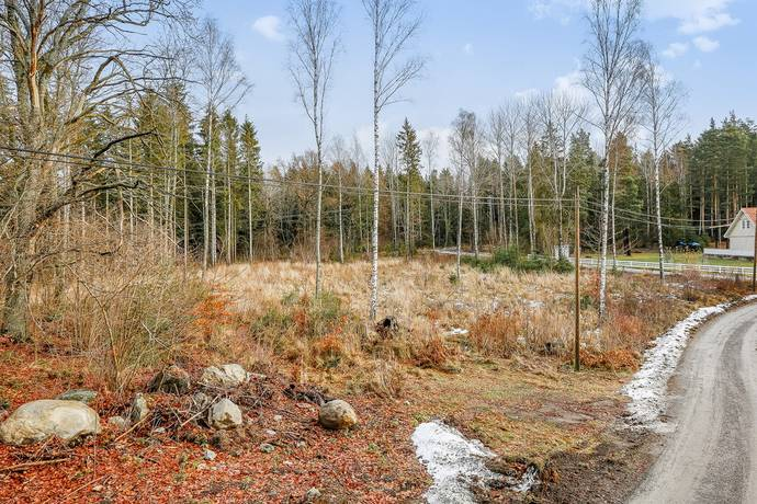 Bild: tomt på Stämsvik 1:44, Håbo kommun Stämsvik