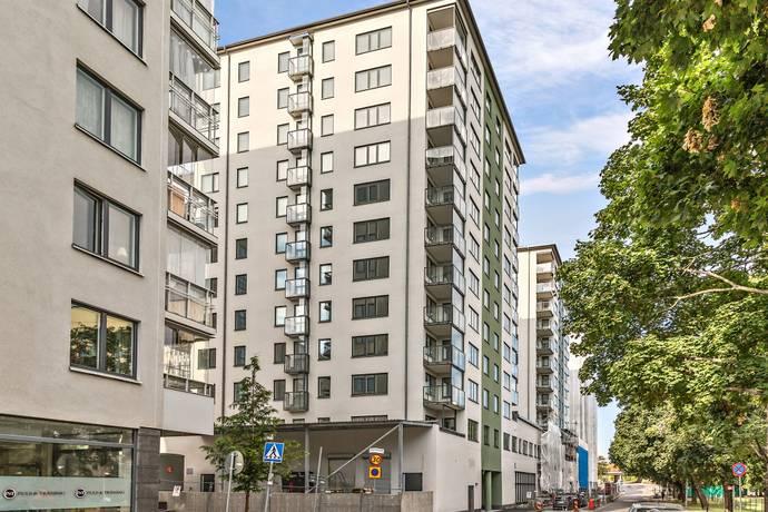 Bild: 1 rum bostadsrätt på Jämtlandsgatan 97, Stockholms kommun Vällingby Parkstad