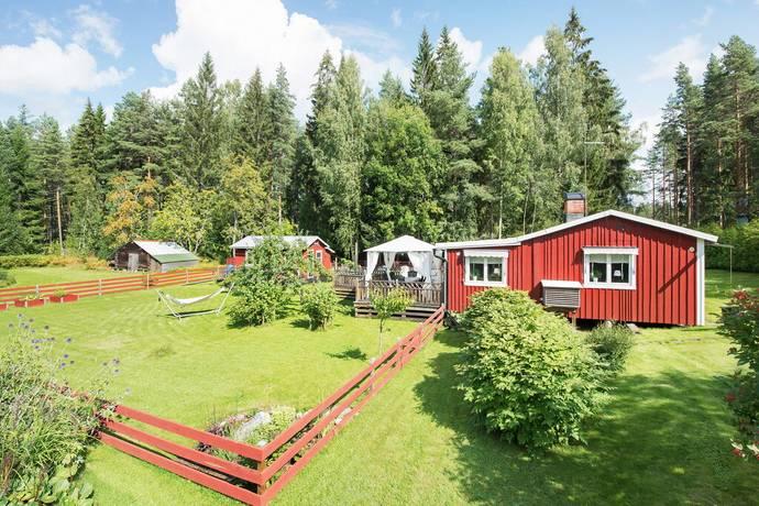 Bild: 3 rum fritidshus på Veda 1, Gävle kommun Bergby / Högbackasjön