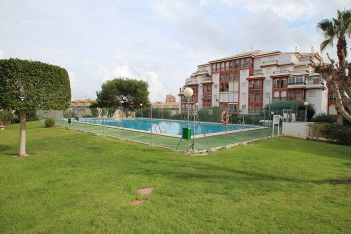 Bild: 2 rum bostadsrätt på Aguas Nuevas, Torrevieja, Spanien Costa Blanca