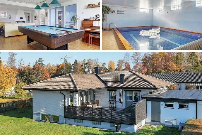 Bild: 6 rum villa på Gyllenhorns väg 8, Katrineholms kommun Söder