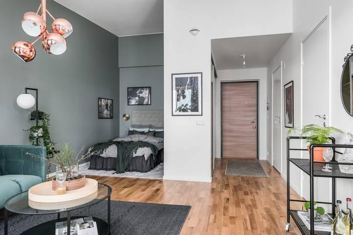 Bild: 1 rum bostadsrätt på Södra Strandvägen 28, 3:1105, Mjölby kommun Svartå Strand