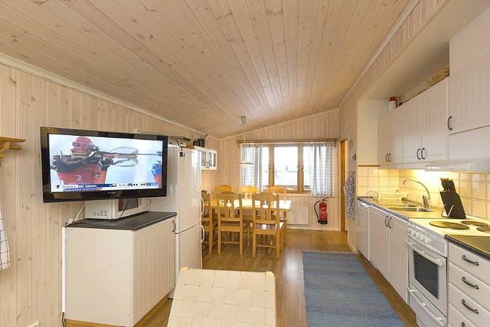 Bild: 3 rum fritidshus på Torpvägen 8. V14,38,39., Härjedalens kommun Funäsdalen - Tännäs