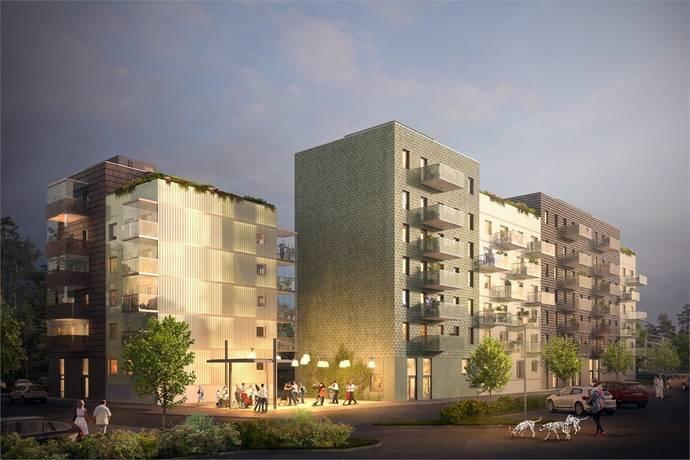 Bild: 4 rum bostadsrätt på Storseglet, Haninge kommun Vega