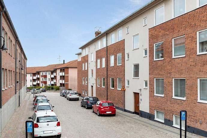 Bild: 3 rum bostadsrätt på Trädgårdsgatan 11 B, Laholms kommun Laholm