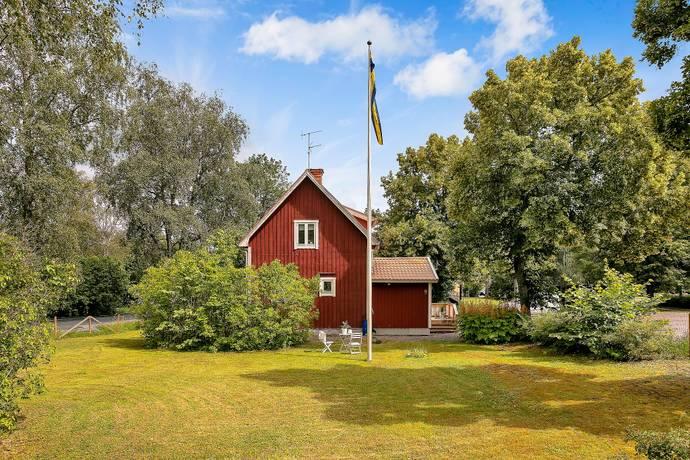 Bild: 3 rum villa på Östforavägen 9, Uppsala kommun Järlåsa