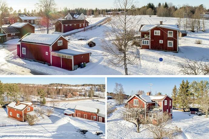 Bild: 5 rum gård/skog på Kärvsåsen Furudalsvägen 457, Rättviks kommun Rättvik Kärvsåsen