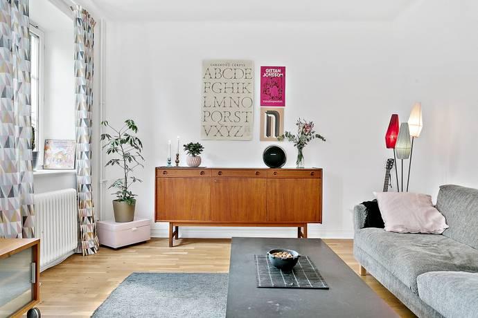 Bild: 2 rum bostadsrätt på Dalgårdsvägen 6, Stockholms kommun Enskededalen