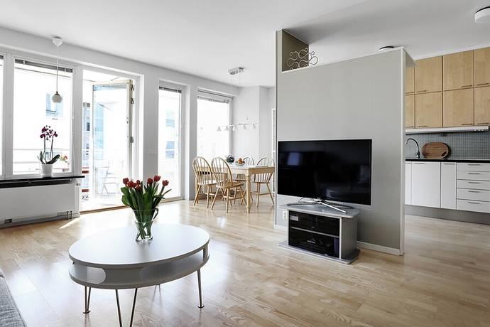 Bild: 3 rum bostadsrätt på Styrbordsgatan 13, 3 tr, Stockholms kommun Hammarby Sjöstad
