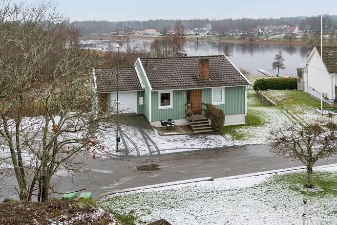 Bild: 5 rum villa på Utsiktsvägen 1, Munkedals kommun Hällevadsholm