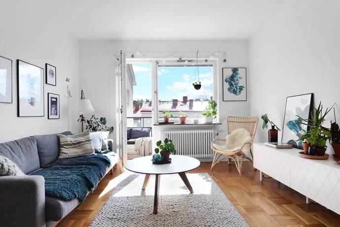 Bild: 2 rum bostadsrätt på Ivar Vidfamnes gata 8, vån 3, Stockholms kommun Aspudden/Örnsberg