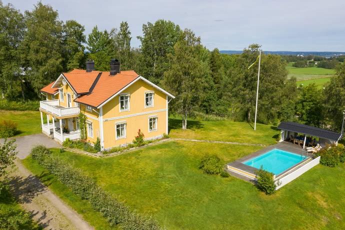 Bild: 8 rum villa på Ås 202, Sundsvalls kommun Alnö