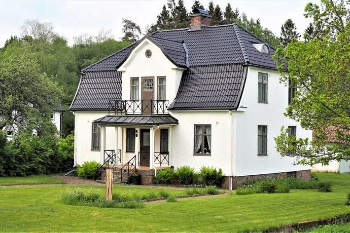 Bild: 6 rum villa på Storgatan 58, Borås kommun DALSJÖFORS