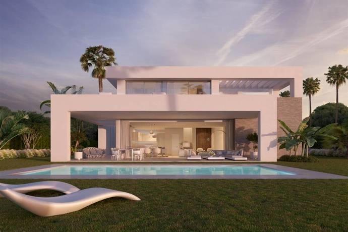Bild: 4 rum villa på Costa del Sol, Mijas, Spanien