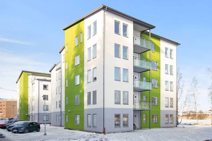 Bild: 2 rum bostadsrätt på Strandparksvägen 7D, Nyköpings kommun Arnö