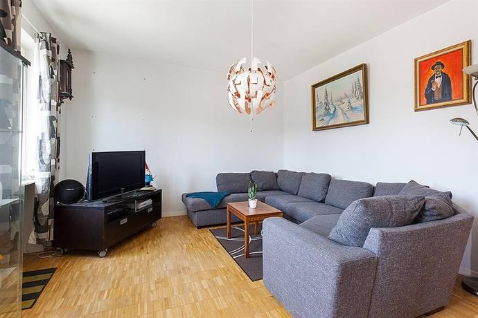 Bild: 1 rum bostadsrätt på Hornsgatan 28, Nybro kommun Centralt