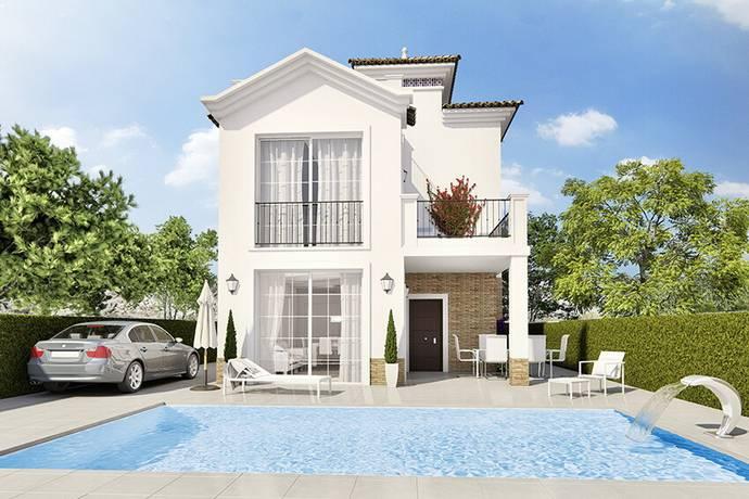 Bild: 5 rum villa på Villa i Torrevieja, Alicante (Costa Blanca), Spanien Torrevieja