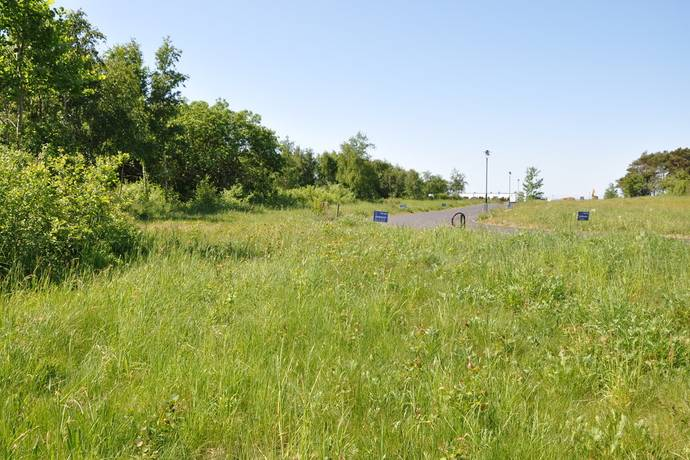 Bild: tomt på Skrattmåsvägen 98:110, Båstads kommun Torekov