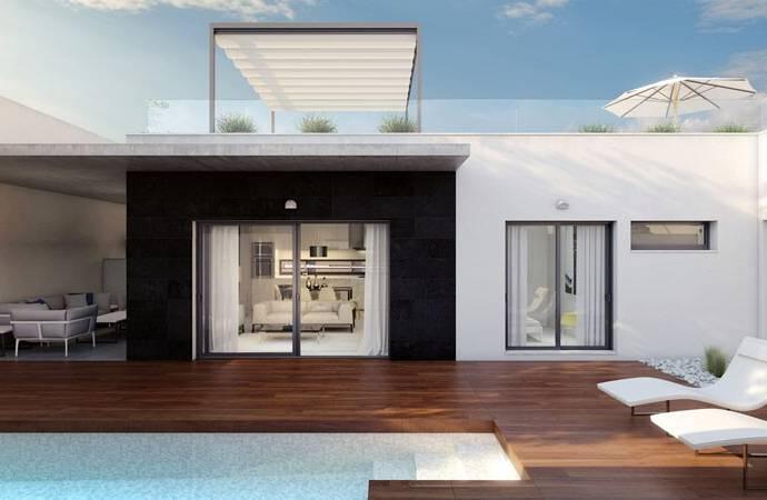 Bild: 4 rum villa på Villa i Cabo Roig, Alicante (Costa Blanca), Spanien
