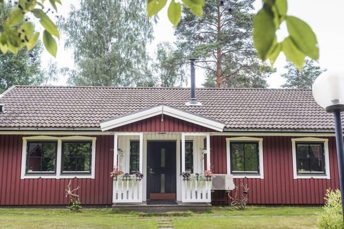 Bild: 6 rum villa på Uddeholmsvägen 25 A, Hagfors kommun Björnängen