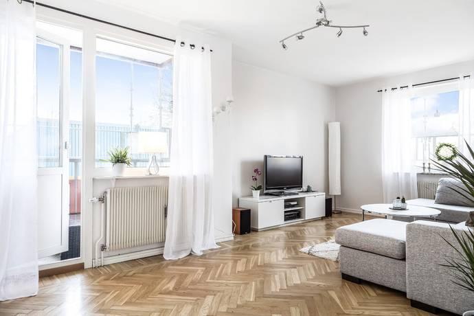 Bild: 3 rum bostadsrätt på Molnvädersgatan 26, Göteborgs kommun Biskopsgården
