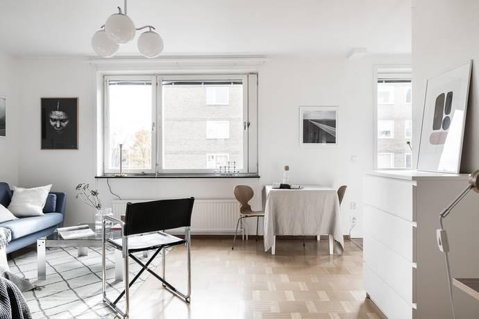 Bild: 1 rum bostadsrätt på Bohusgatan 35, 3 tr, Stockholms kommun